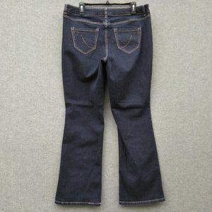Lane Bryant BootCut Genius Fit Jeans